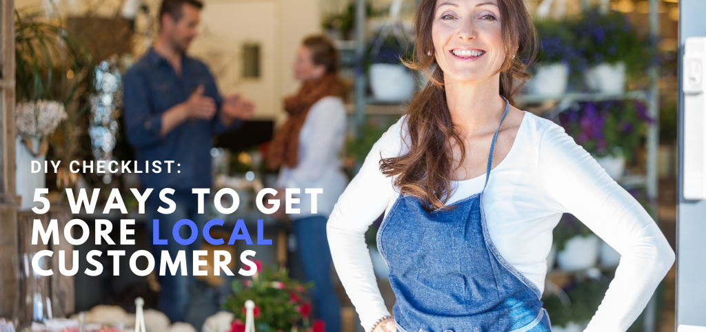 5 ways to get more local customers