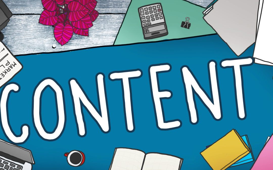 content marketing strategy local small business